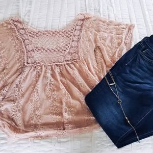 Pinky Tops - Blouse